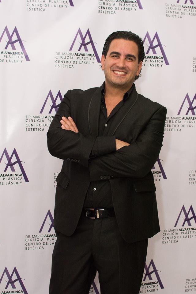 Mario Alvarenga Barragán - Cirugía Plástica Reconstructiva