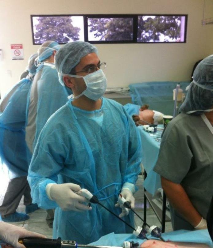 José Miguel Ramírez Valverde - Cirugía General, Oncología