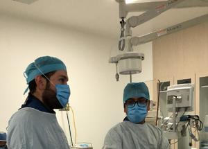 Vascular Care. Hospital San José. Querétaro