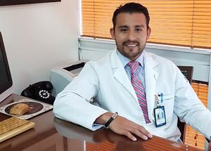 Clínica de Ortopedia. Dr Jasso