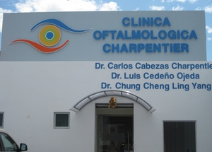 Clínica Oftalmológica Charpentier, Alajuela