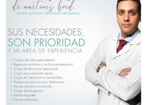 Dr. Martínez-Hoed