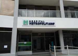 Hospital Metropolitano, Lindora.