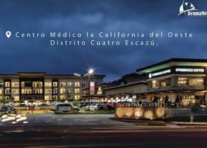 Centro Médico La California del Oeste (Escazú)
