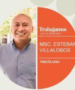 Esteban Villalobos Barquero